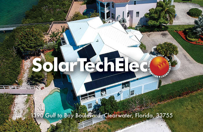Terms of Use | Commercial Solar Installations | Solar Tech Elec