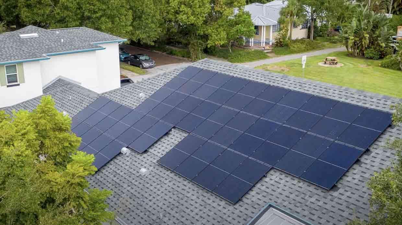 Solar Panel Services   Solar Contractor Florida   Solar Tech Elec