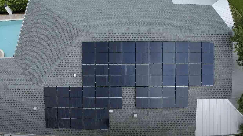 10 KW Solar Installation   Solar Tech Elec