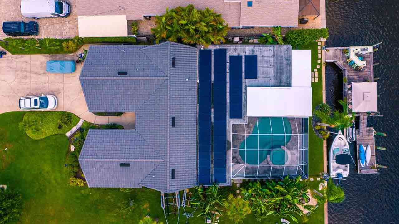 Residential Solar Installations | Solar Energy Services | Solar Tech Elec