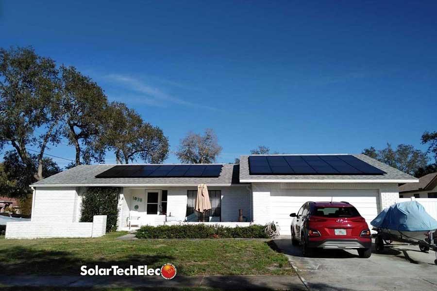 Solar Panel Services | Solar Contractor Florida | Solar Tech Elec