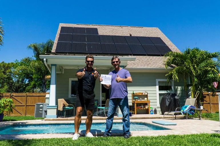 St. Petersburg   Solar company in Clearwater   Solar Tech Elec