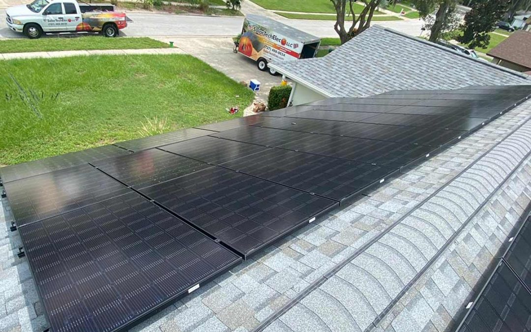 Solar Panels in Tampa, Florida and the Advantages