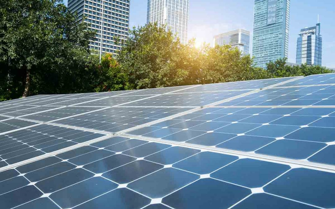 Benefits of solar energy for business