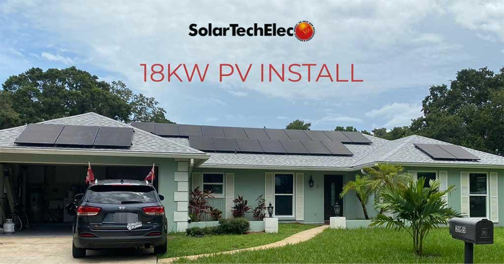 Florida solar panels